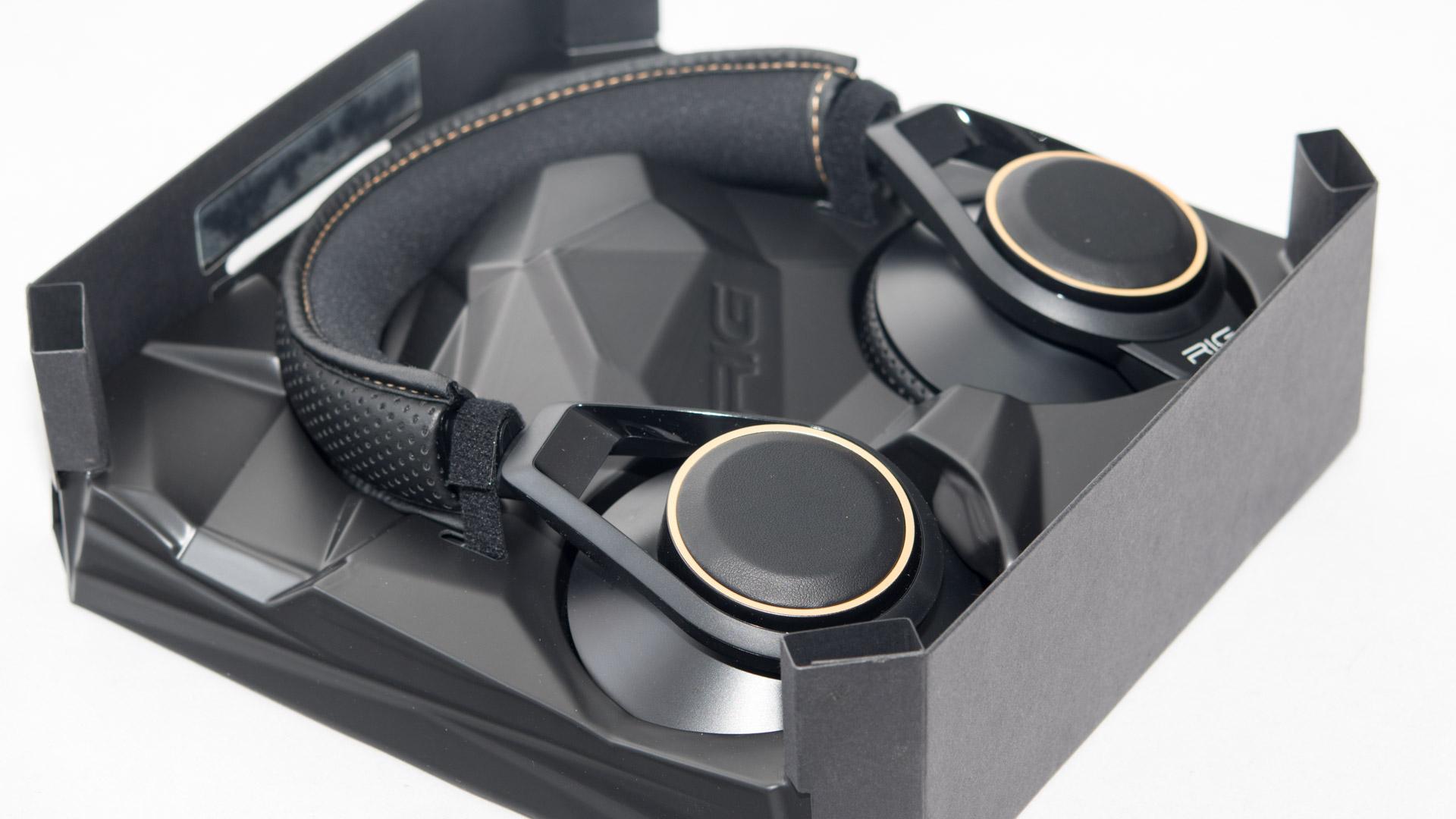 Tai nghe Game Plantronics RIG 600 - hàng chính hãng